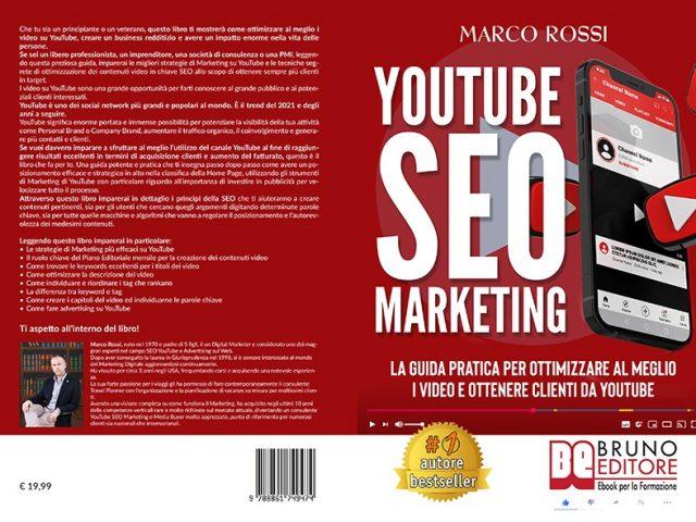 Marco Rossi: il Bestseller su come generare clienti con YouTube