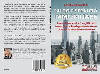 """Libri: """"Saldo E Stralcio Immobiliare"""" di Laura Armanini mostra i segreti del saldo e stralcio immobiliare"""