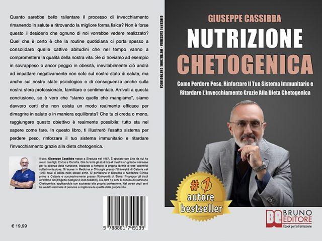 Giuseppe Cassibba, Nutrizione Chetogenica: il Bestseller su come perdere peso in modo sano ed equilibrato