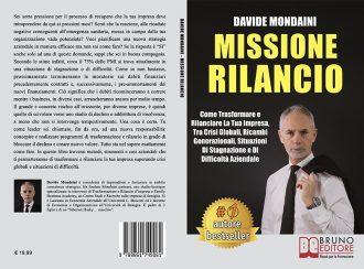 Davide Mondaini, Missione Rilancio: il Bestseller su come vincere le difficoltà aziendali
