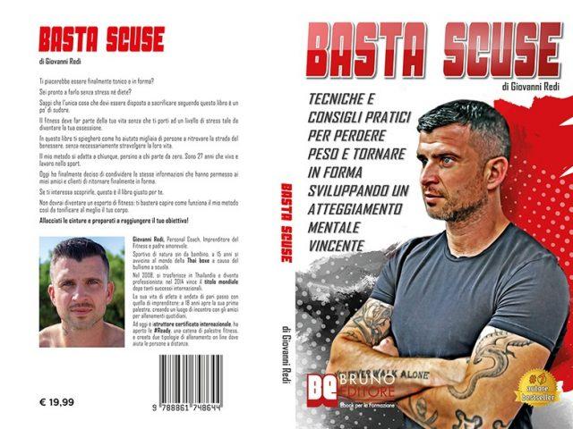 """Libri: """"Basta Scuse"""" di Giovanni Redi mostra il segreto per perdere peso senza sforzo"""