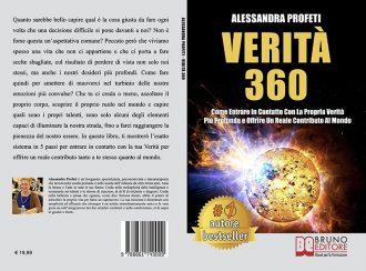 Alessandra Profeti, Verità 360: il Bestseller su come vivere la vita da sempre desiderata