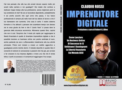 Claudio Rossi: il Bestseller su come lanciare un business online in 12 settimane