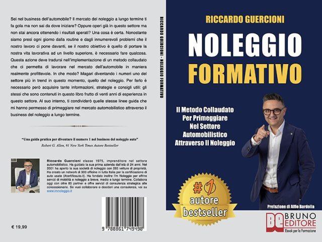 Riccardo Guercioni: il Bestseller su come primeggiare nel noleggio auto